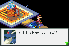 Megaman Battle Network - LOL - User Screenshot